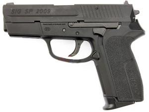 SIG Pro SP 2009