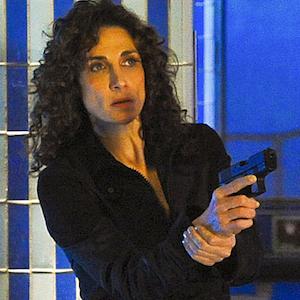 Melina Kanakaredes in CSI: NY