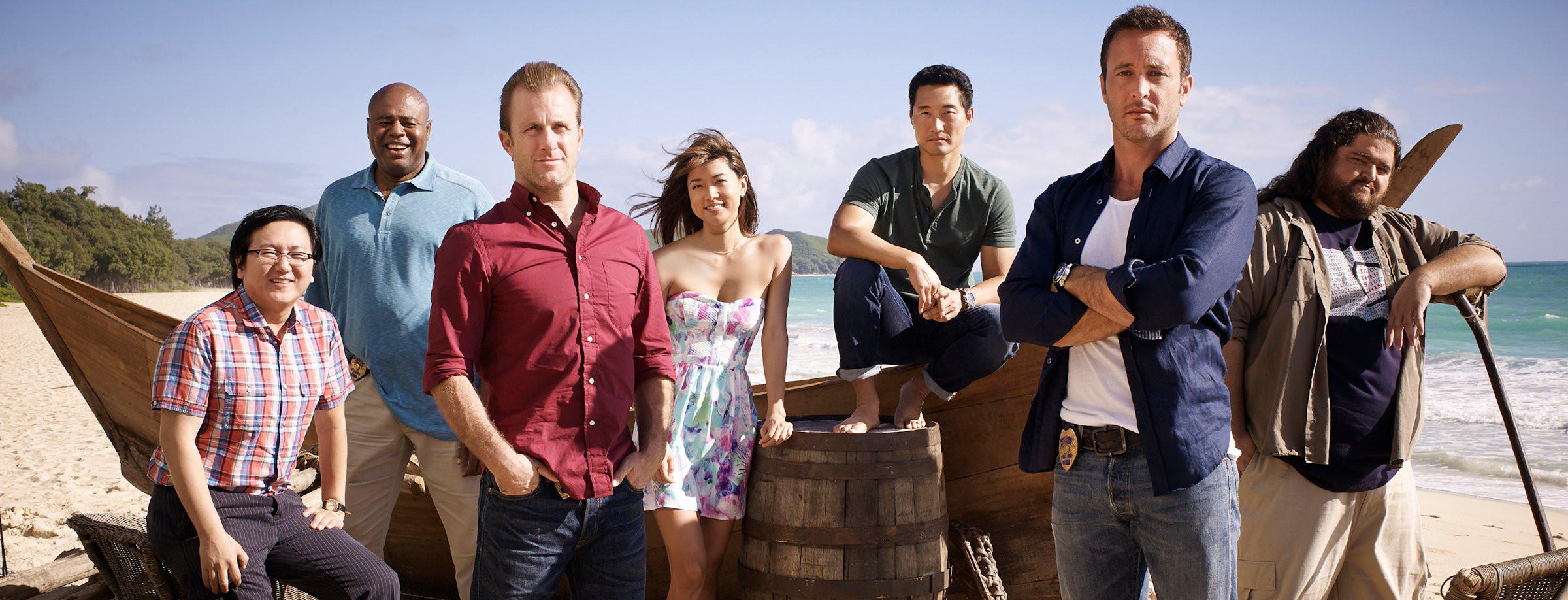 Hawaii 5 O Staffel 7
